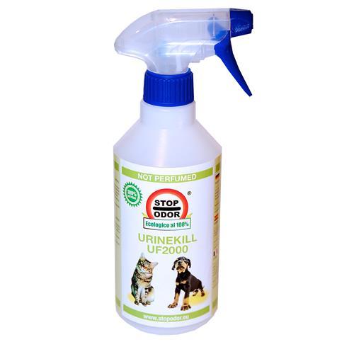Prodotto stopodor urinekill uf2000 500ml stopodor - Eliminare odore pipi cane giardino ...